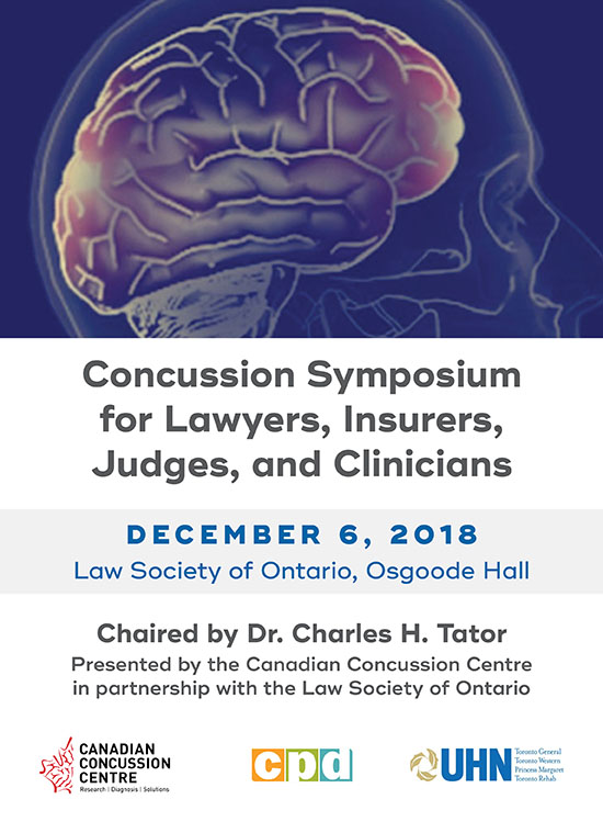 Concussion Symposium For Lawyers Judges Insurers And Clinicians